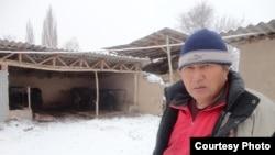 Барыктабас Орозбаев и его хозяйство