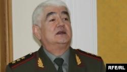 Шералӣ Хайруллоев, вазири дифои Тоҷикистон