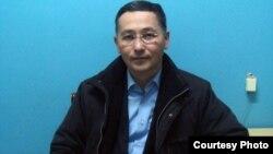 Former Zhanaozen Mayor Orak Sarbopeev