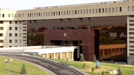 ՀՀ ՊՆ վարչական համալիրը Երևանում