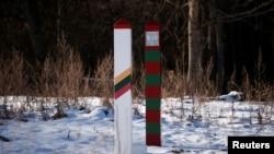 Российско-литовскя граница