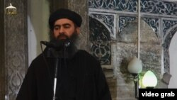 Is this ISIL leader Abu Bakr al-Baghdadi?