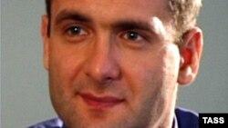 Украинский журналист Георгий Гонгадзе