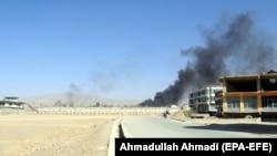 Взрыв в Афганистане, архивное фото