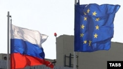 So far, the EU has imposed asset freezes on 72 people and two energy companies in Ukraine's Crimea region, which was annexed by Moscow earlier this year.