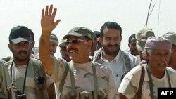 Јеменската армија во северозападен Јемен.