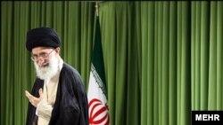 آیت الله علی خامنه ای ۲۲ سال است که زمام رهبری جمهوری اسلامی را در دست دارد.