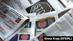 Dnevni listovi Kosova 3. maja