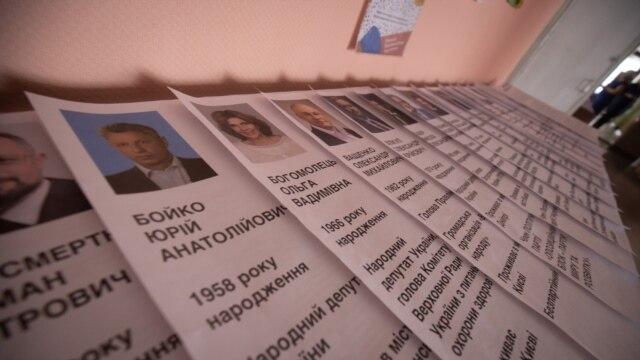 Киев. Обещания кандидатов