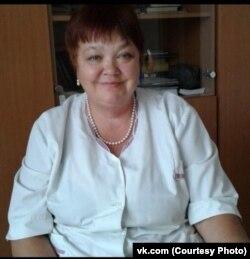 Валентина Колодяжная