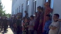 Balkanda işgärlerden tölegsiz zähmet rugsadyna çykmak talap edilýär