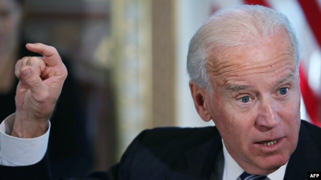 U.S. Vice President Joseph Biden (file photo)
