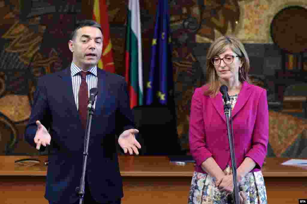 ПОЛСКА - Бугарија и Северна Македонија ќе испратат заеднички тимови во Полска и во Британија, за да разменат искуства во организирање на заедничкото претседателство на Берлинскиот процес што Софија и Скопје преземат во текот на 2020 година.