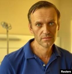 """Алексей Навальный в берлинской больнице """"Шарите"""""""