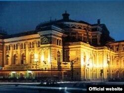 Санкт-Петербургдагы Мариинский театры
