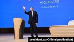 YAP İlham Əliyevin prezidentliyə namizədliyini irəli sürdü