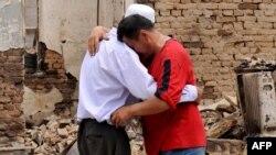 Многие этнические узбеки, живущие в Киргизии, потеряли не только жилье и имущество, но и надежду