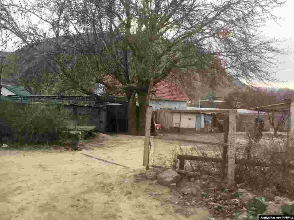 Село в Ахалской области Туркменистана
