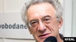 Директор Института прав человека Валентин Гефтер