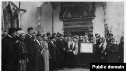 Перший Курултай кримськотатарського народу. Листопад 1917 року, архів автора