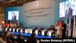 Региональная конференция стран Центральной и Южной Азии по противодействию насильственному экстремизму. Астана, 29 июня 2015 года.