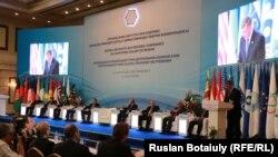 Борбордук жана Түштүк Азиядагы экстремизмге каршы күрөшүүгө арналган регионалдык конференция. Астана, 29-июнь 2015