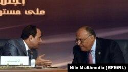 في القمة العربية في شرم الشيخ