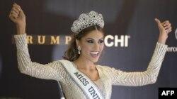 ماريا گابريلا ايسلر، دختر شايسته جديد جهان از کشور ونزوئلا