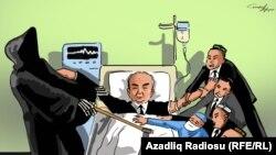 Uzbek President Islam Karimov Hospitalized