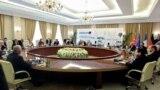 إجتماع (5+1) عن برنامج إيران النووي الذي إستضافته بغداد في 24/5/2012