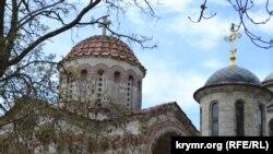 Керчь, самая древняя на территории Украины христианская церковь