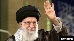 Иранскиот врховен лидер Ајатолахот Али Хаменеи