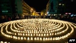 Aktivitet në Prishtinë për të pagjeturit (Foto nga arkivi)