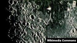 Površina Mjeseca, foto iz arhive