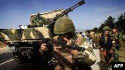 مقامات گرجستان می گویند نیروهای روسیه یک سوم از خاک این کشور را تصرف کرده اند. (عکس از AFP)