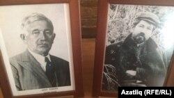 Чистай районы Яуширмә авылы музеендагы Г.Исхакый фотосурәтләре