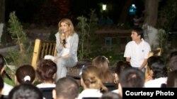 Gulnora Karimova keyingi paytlarda ommaviy tadbirlar kunda-shundasi bo'lib qolgan.