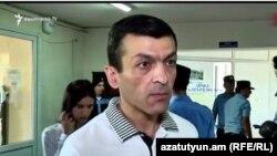 Адвокат Араик Папикян