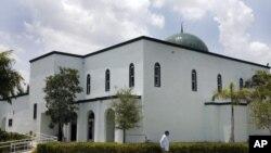 Džamija 'Jamaat al-Mu'mineen, Florida, 2011.