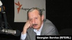Депутат грузинского парламента, председатель юридического комитета Вахтанг Хмаладзе