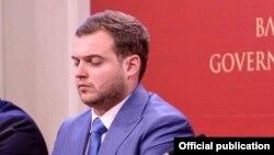 Директорот на АМС, Дарко Каевски