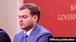 Директорот на Агенцијата за млади и спорт Дарко Каевски