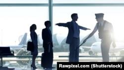 Bezbednost na aerodromu, ilustrativna fotografija