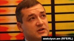 Пресс-секретарь партии «Процветающая Армения» Тигран Уриханян