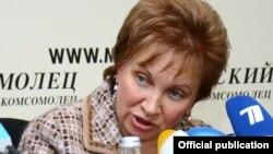 Председатель Московского городского суда Ольга Егорова (фото пресс-службы Мосгорсуда)