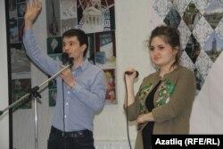 Айрат Фәйзрахманов һәм Ленария Мөслим