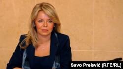 Irena Radović ušla u oštar javni sukob sa guvernerom Radojem Žugićem