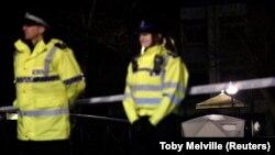 Policia në Salisbury
