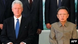 North Korean leader Kim Jong Il (right) welcomed former U.S. President Bill Clinton in Pyongyang. Will the visit break the ice and bring North Korea back to talks on its nuclear program?