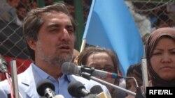 Presidential candidate Abdullah Abdullah